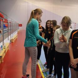 Mistrzostwa Gminy Nadarzyn w piłce ręcznej dziewcząt