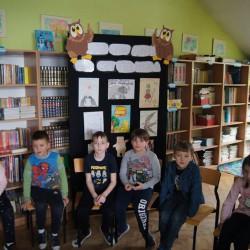 Pasowanie na czytelnika biblioteki szkolnej